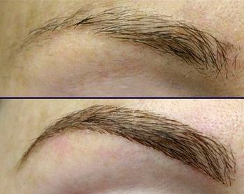 Eyebrow Henna Tattoo   Homosassa Facial Mask Services